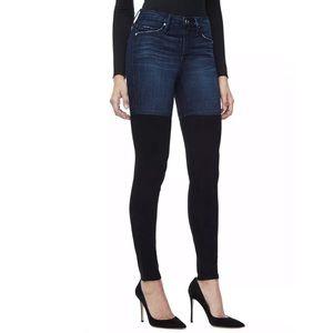 Good American Good Legs Mix Skinny Jeans
